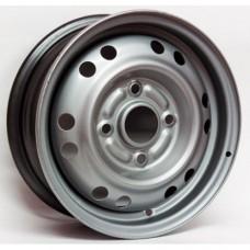 Диск колесный 13 TREBL 42E45S 4.5x13/4x114.3 ET45 D69.1 Matiz Silver