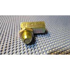 Миникатализатор Eвро 4 (обманка) (металл) угловой