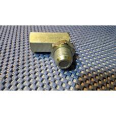 Миникатализатор Eвро 5 (обманка) (металл) угловой
