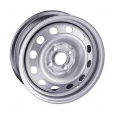 Диск колесный 14 TREBL 53A43C 5.5x14/4x100 ET43 D60.1 Renault Silver