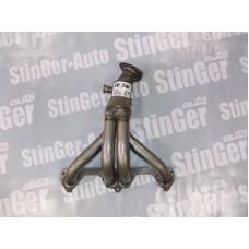 Коллектор выпускной 4-1 ВАЗ 1118  дв. 1,6 8 клап. (паук) 2 датч. (Stinger Auto)
