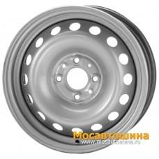 Диск колесный 14 Lanos, Aveo, Nexia Евродиск (53A39Z) 5,5x14 4/100 ET39 d-56,6 Silver