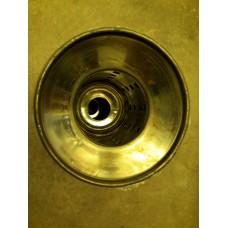 Пламегаситель коллекторный 090x130 ф57 Нерж, диф., перегородка (BOKER)