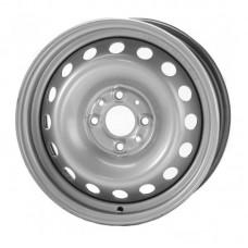 Диск колесный 14 TREBL 53C41G 5.5x14/4x108 ET41 D63.3 Ford Fiesta, Sierra Silver