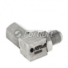 Миникатализатор Eвро 5 (обманка) угловой (Fortluft)
